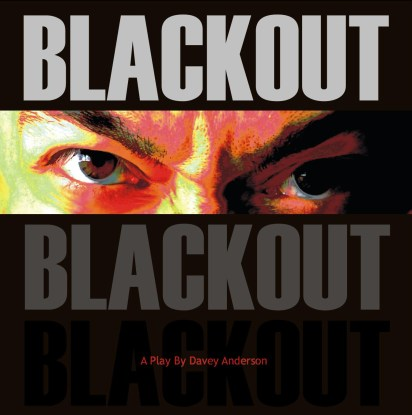 Blackout Plakat Bild